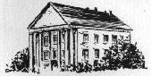 Temple Beth El (1850), site of Main Place Mall, Buffalo