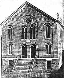 Temple Beth El (1873) - Elm Street near North Division, Buffalo