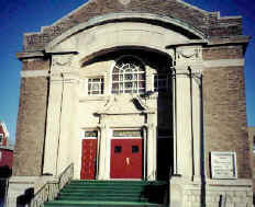Temple Beth David (1925) - Humboldt Parkway, Buffalo