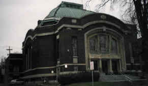 Temple Beth El (1911) - Richmond Ave., Buffalo